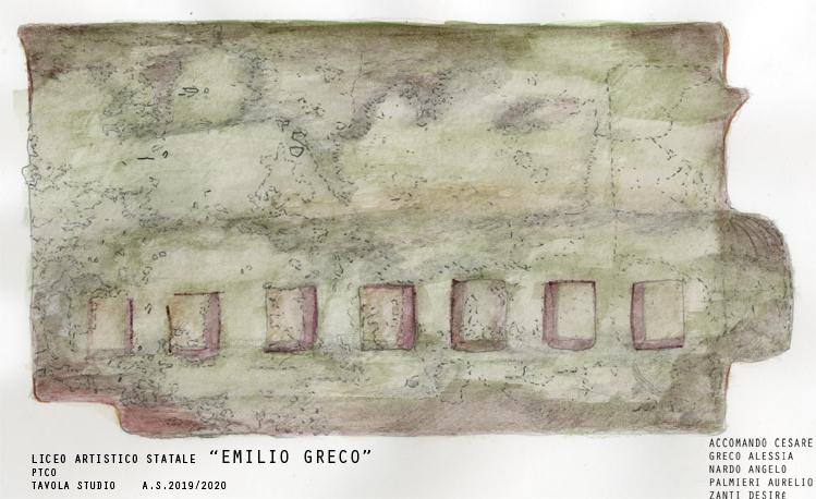 Vista laterale Greco/Nardo/Zanti